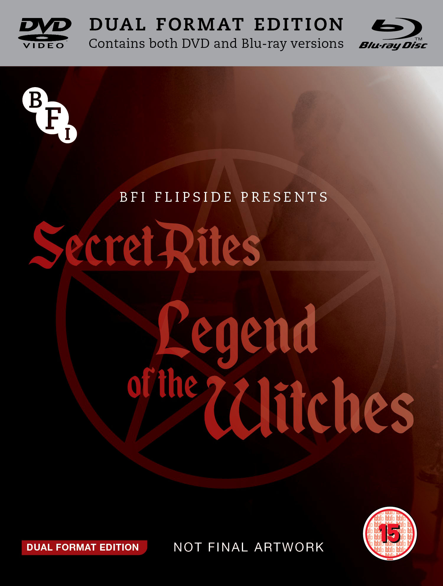 Buy PRE-ORDER Legend of the Witches & Secret Rites (Flipside 039) (Dual Format Edition)