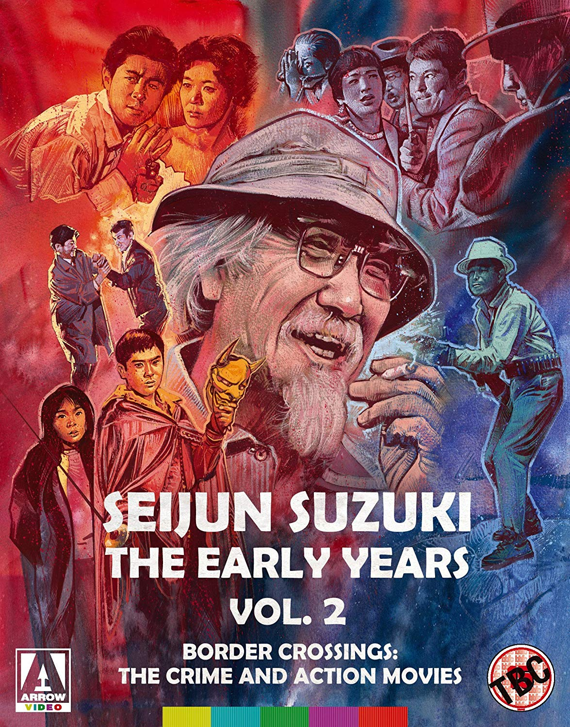 Buy Seijun Suzuki: The Early Years Vol. 2 (Dual Format Edition Box Set)