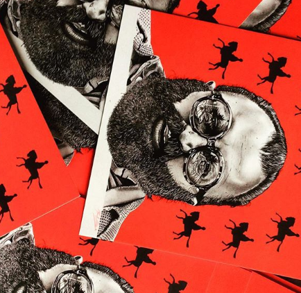 Buy Sergio Leone inspired badge set
