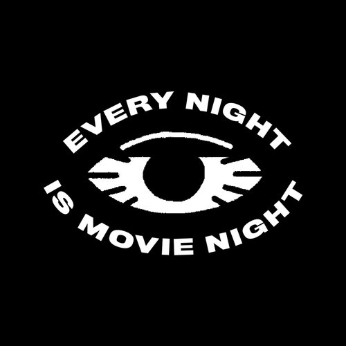 Buy Shelf Heroes T-shirt: Every Night is Movie Night