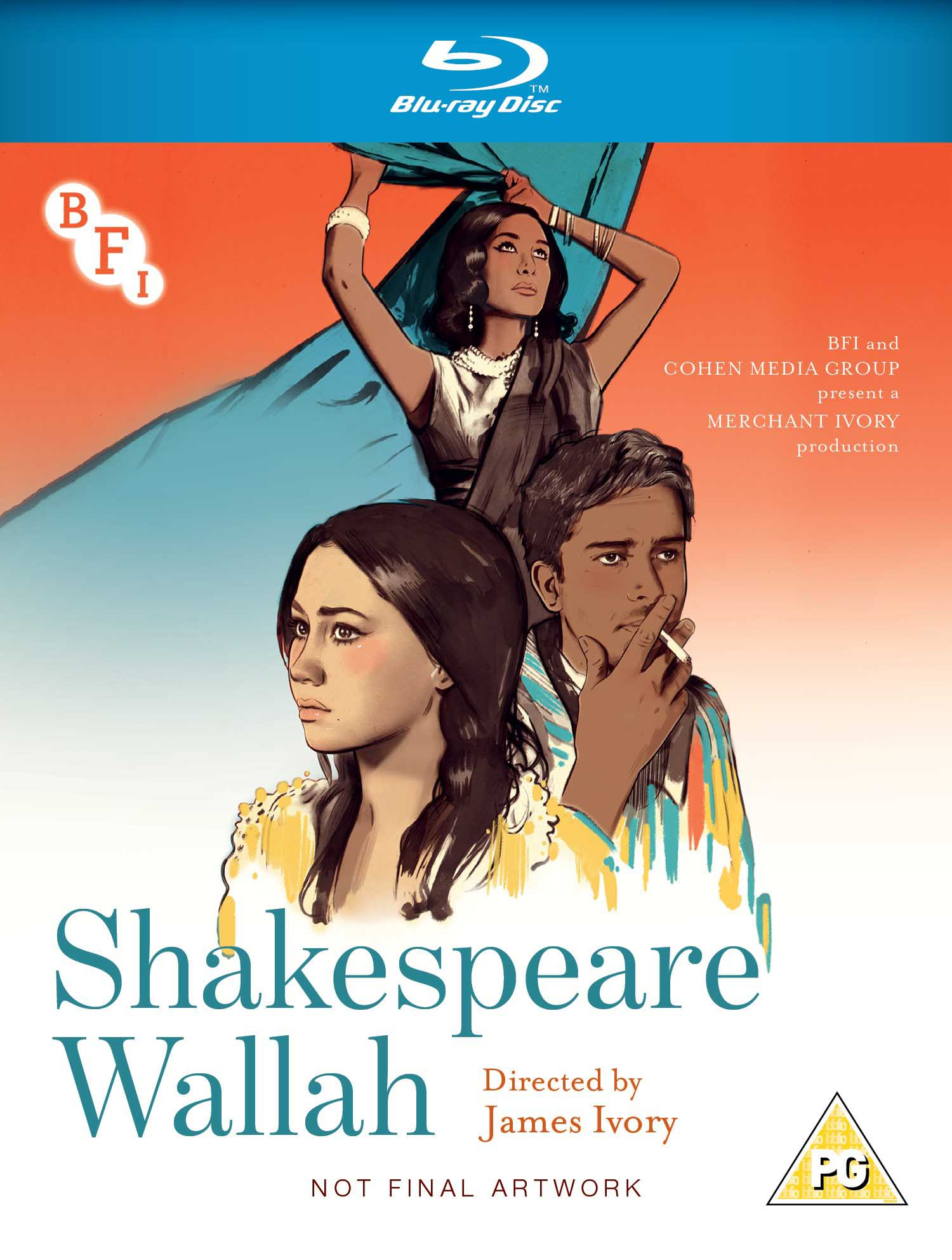 Buy Shakespeare Wallah (Blu-ray Edition)