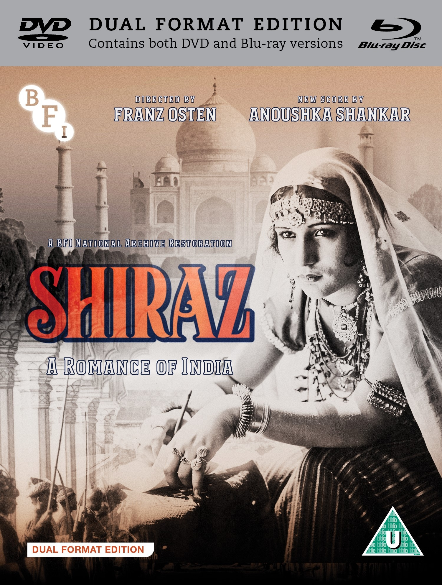 Buy Shiraz: A Romance of India (Dual Format Edition)