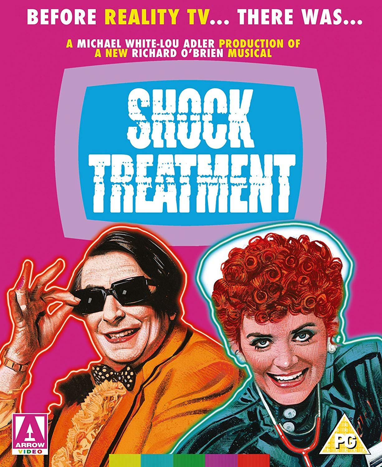 Buy Shock Treatment (Limited Edition Blu-ray)
