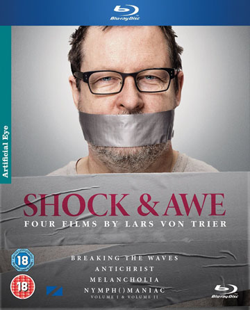 Buy Shock & Awe: Four Films By Lars Von Trier