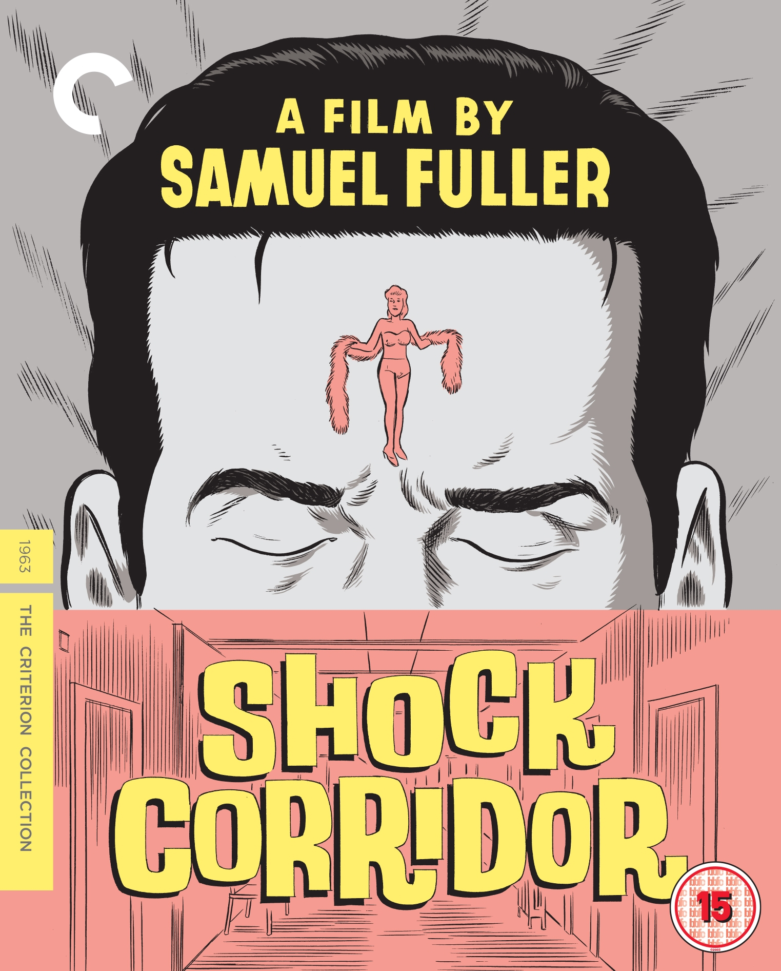 Buy Shock Corridor (Blu-ray)