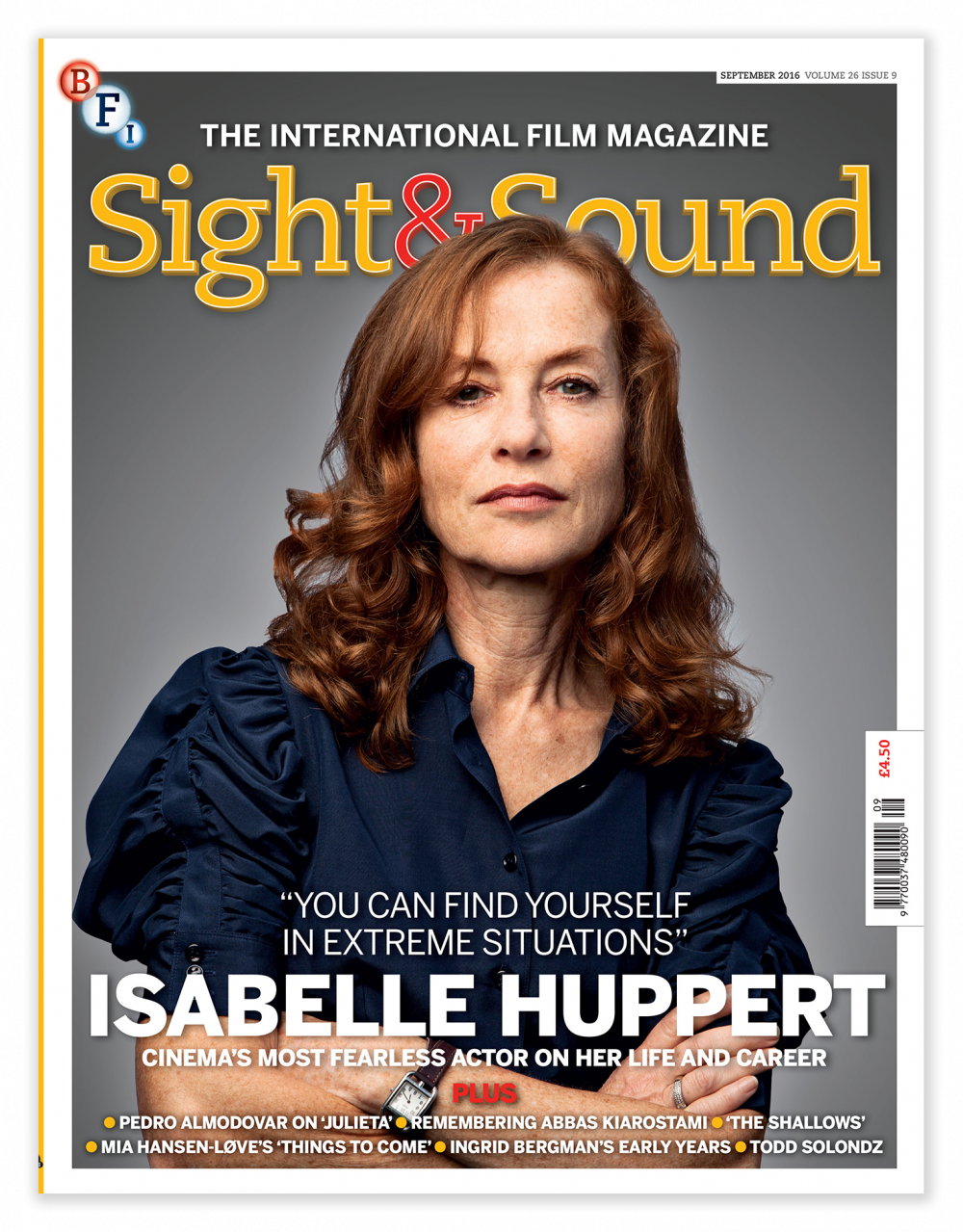 Buy September 2016 Sight & Sound