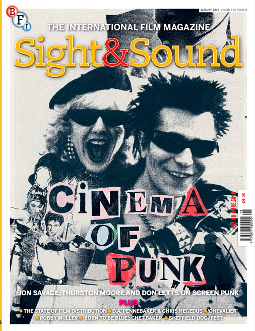 Buy Sight & Sound August 2016