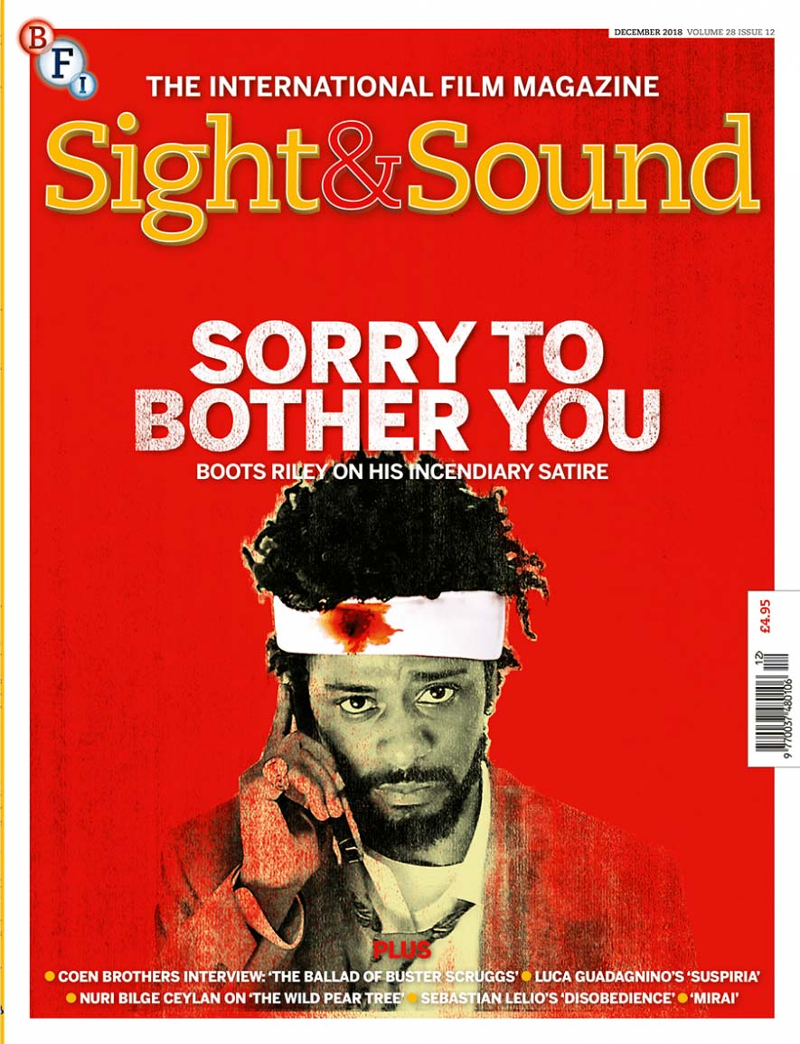 Buy Sight & Sound December 2018