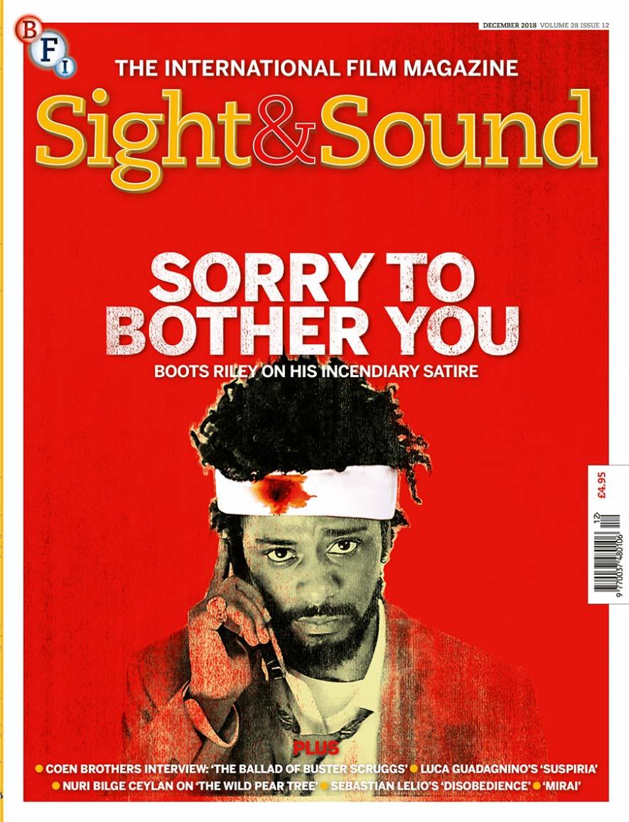 Buy Sight & Sound December 2018