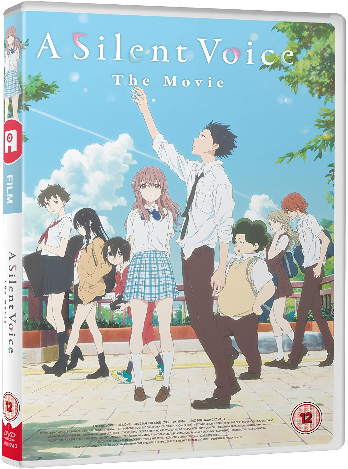 Buy A Silent Voice