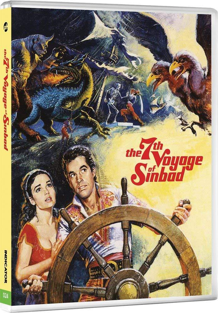 Buy The Sinbad Trilogy (Blu-ray Box Set)