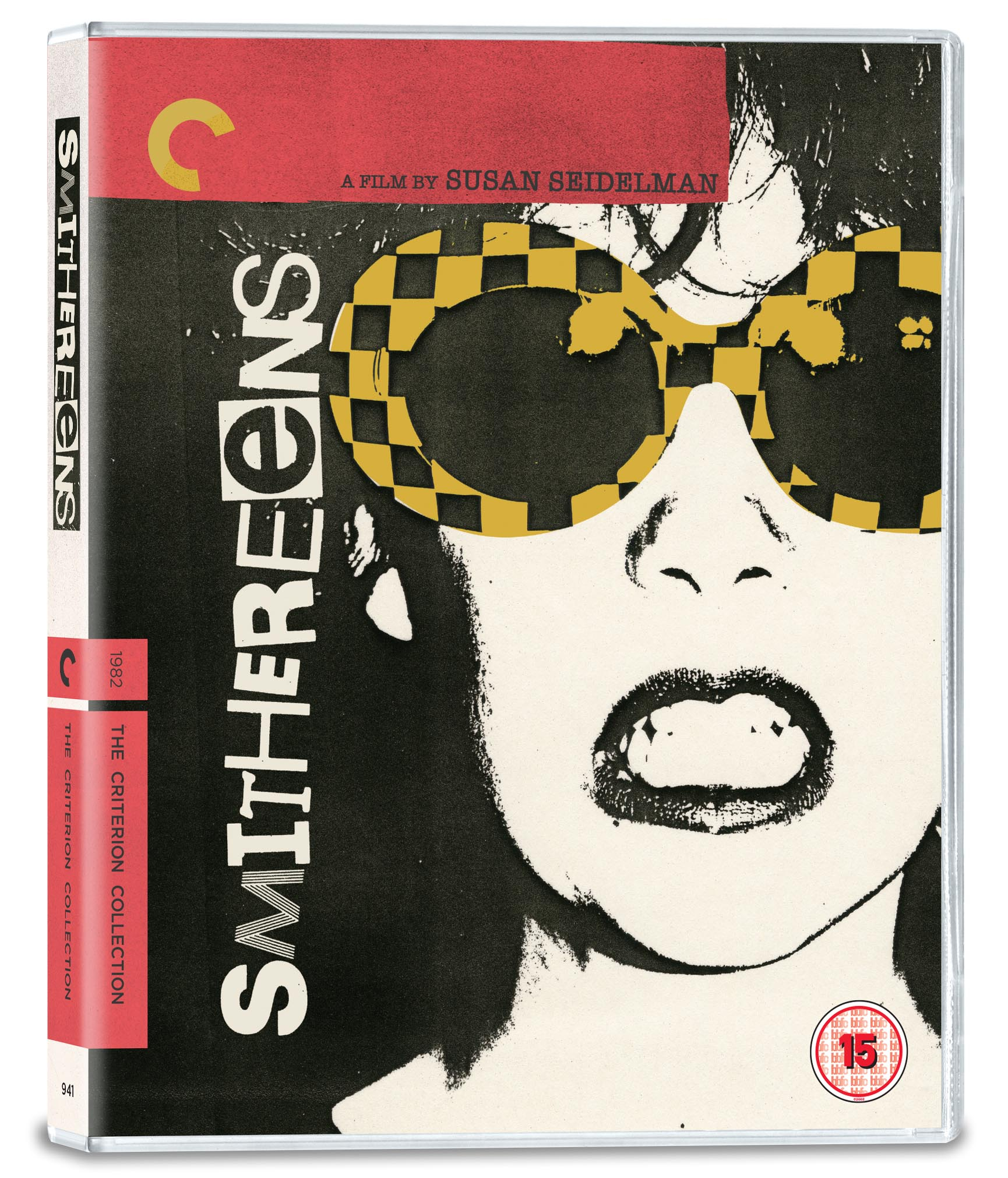 Buy Smithereens (Blu-ray)