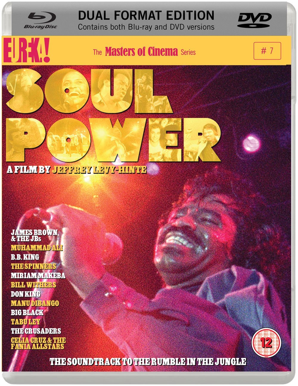 Buy Soul Power