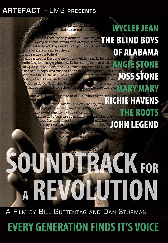 Buy Soundtrack for a Revolution
