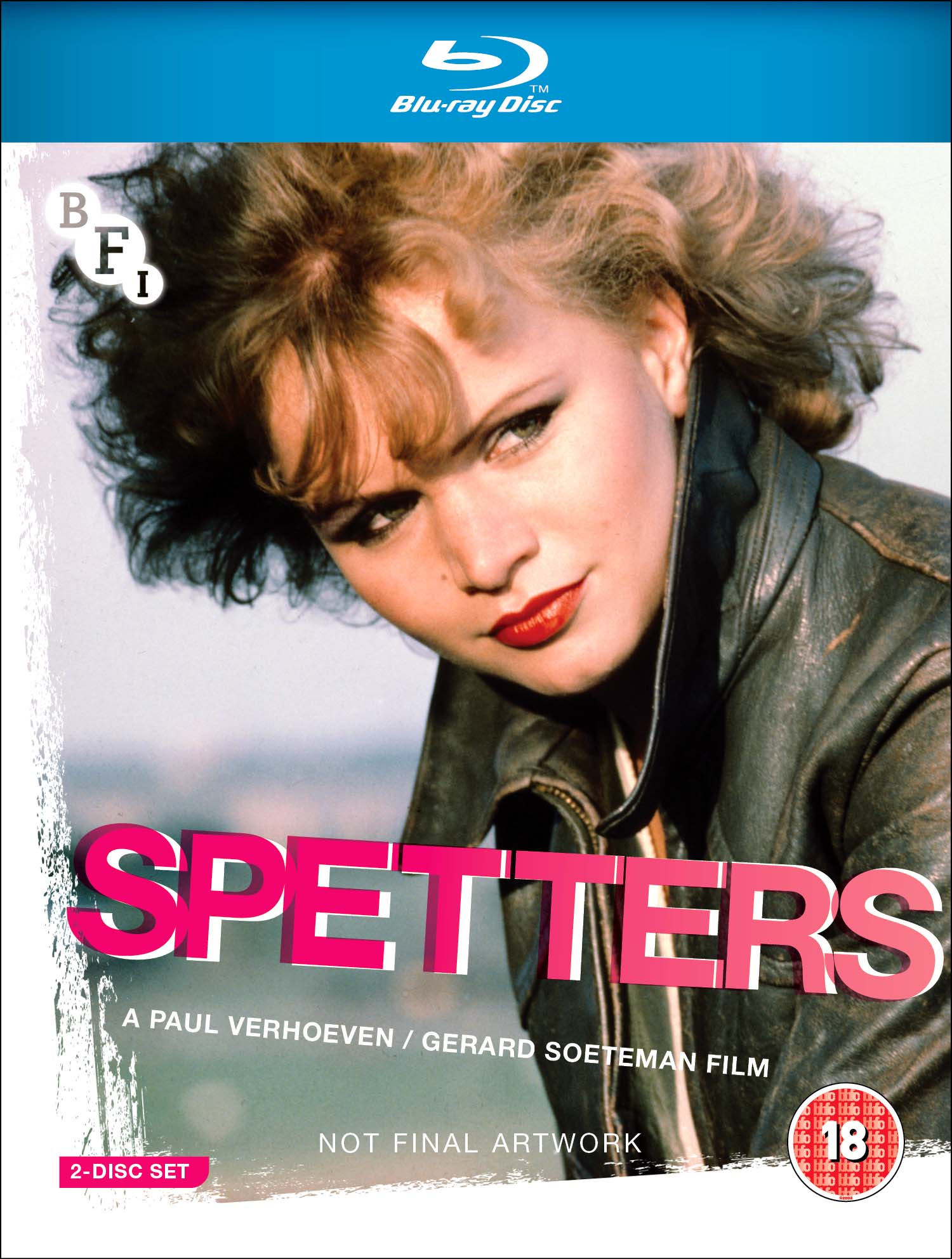 Buy PRE-ORDER Spetters (2 disc Blu-ray / DVD set)