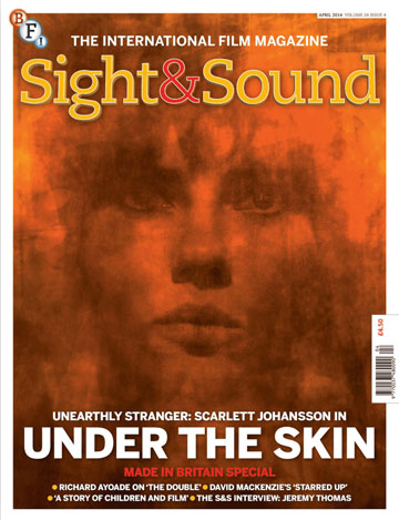 Buy Sight & Sound April 2014