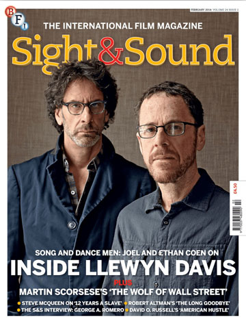 Buy Sight & Sound February 2014