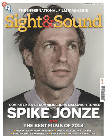 Buy Sight & Sound January 2014