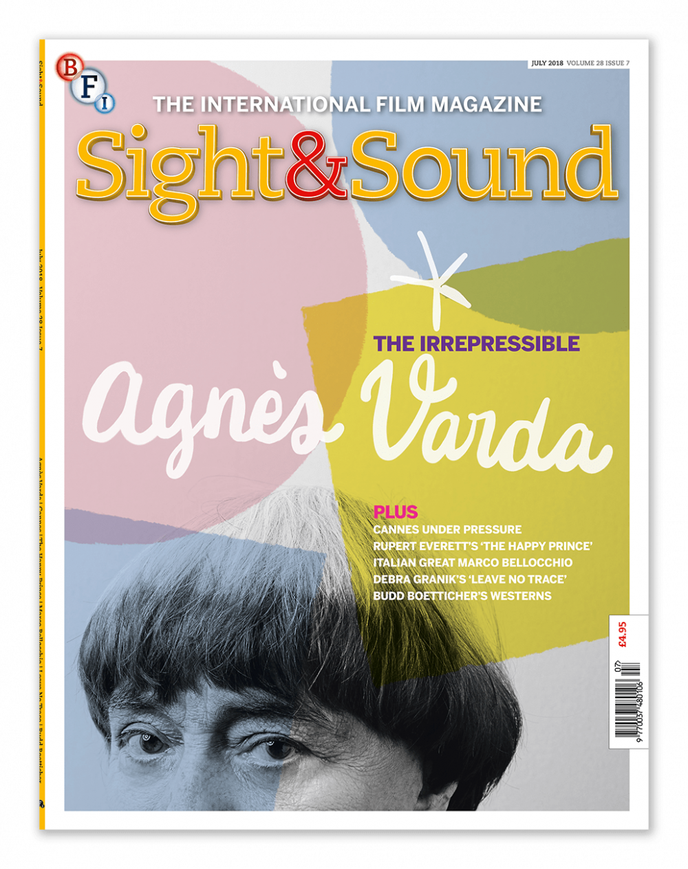 Buy Sight & Sound July 2018