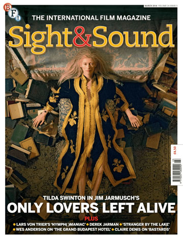 Buy Sight & Sound March 2014
