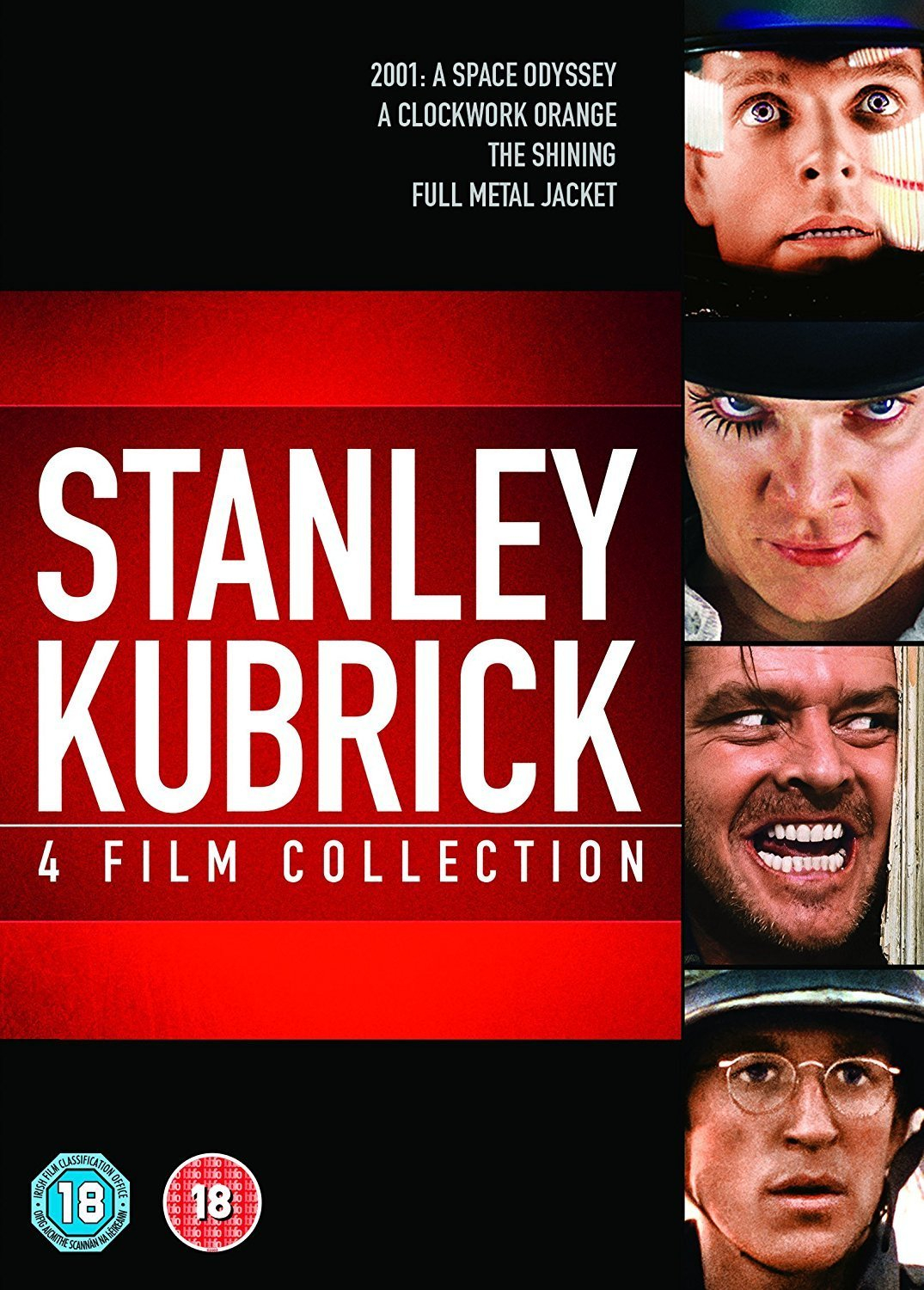 Buy Stanley Kubrick: 4 Film Collection