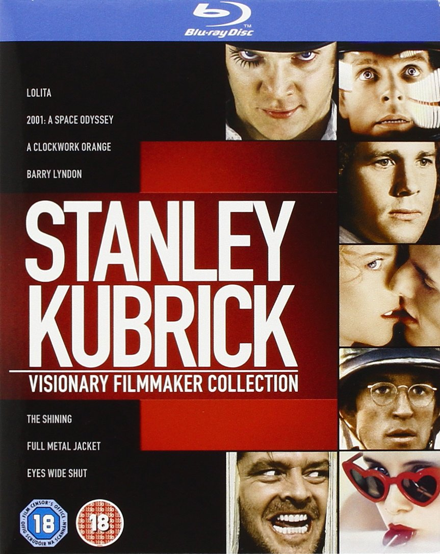 Buy Stanley Kubrick: Visionary Filmmaker Collection (7 Blu-ray Box Set)