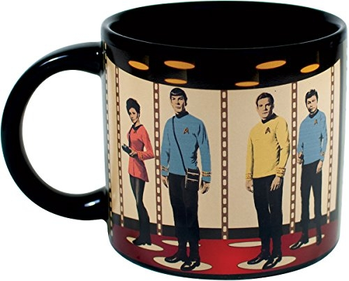 Buy Star Trek Transporter Mug