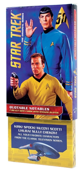 Buy Star Trek cards - Boxed set