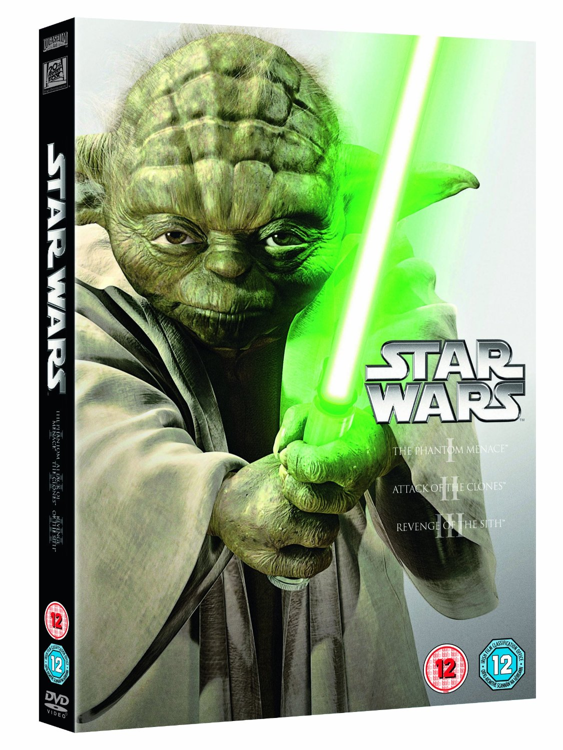 Buy Star Wars: The Prequel Trilogy (Episodes I-III)