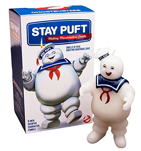 Buy Stay Puft Ghostbusters candle