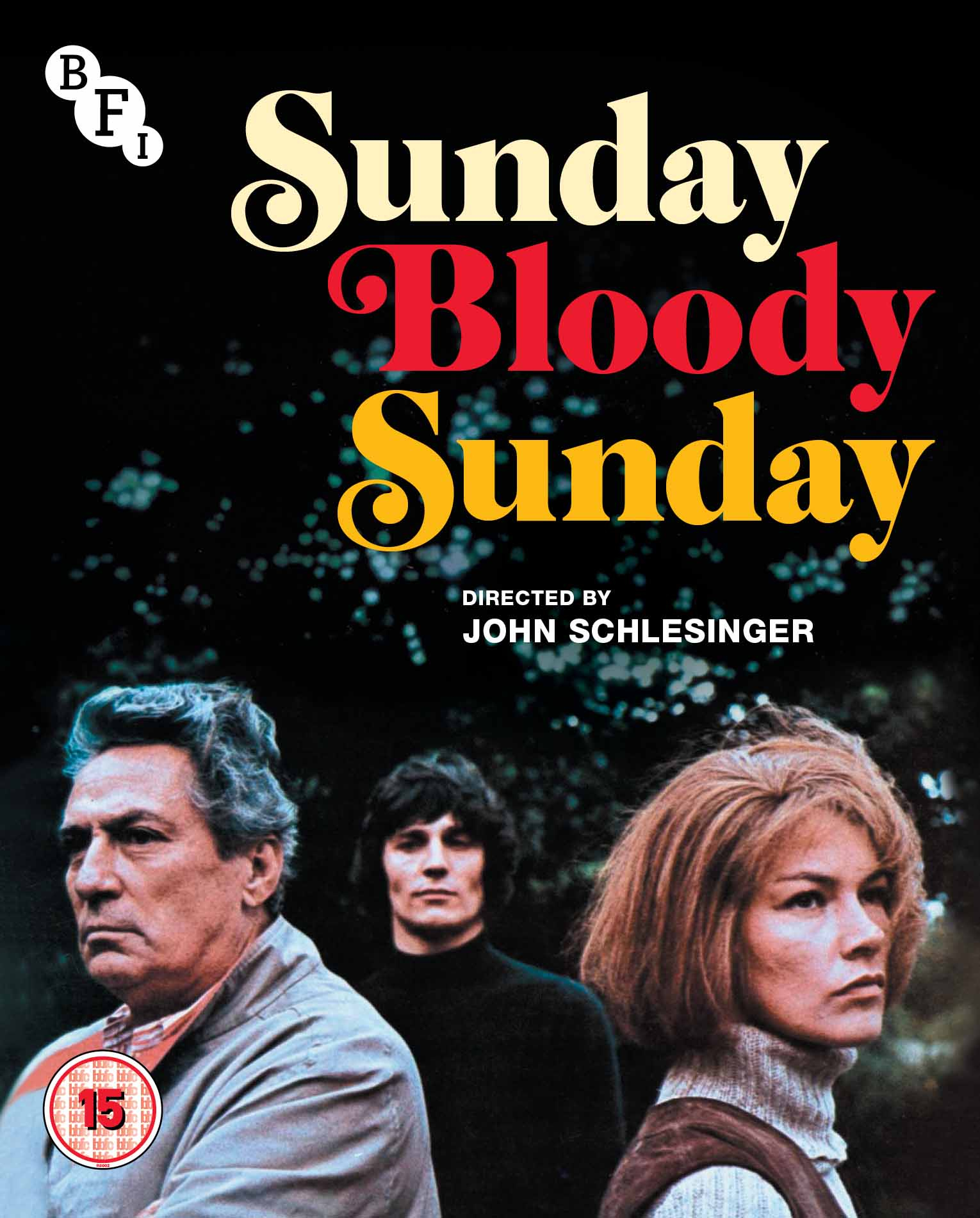 Buy PRE-ORDER Sunday Bloody Sunday (Blu-ray) - Shop