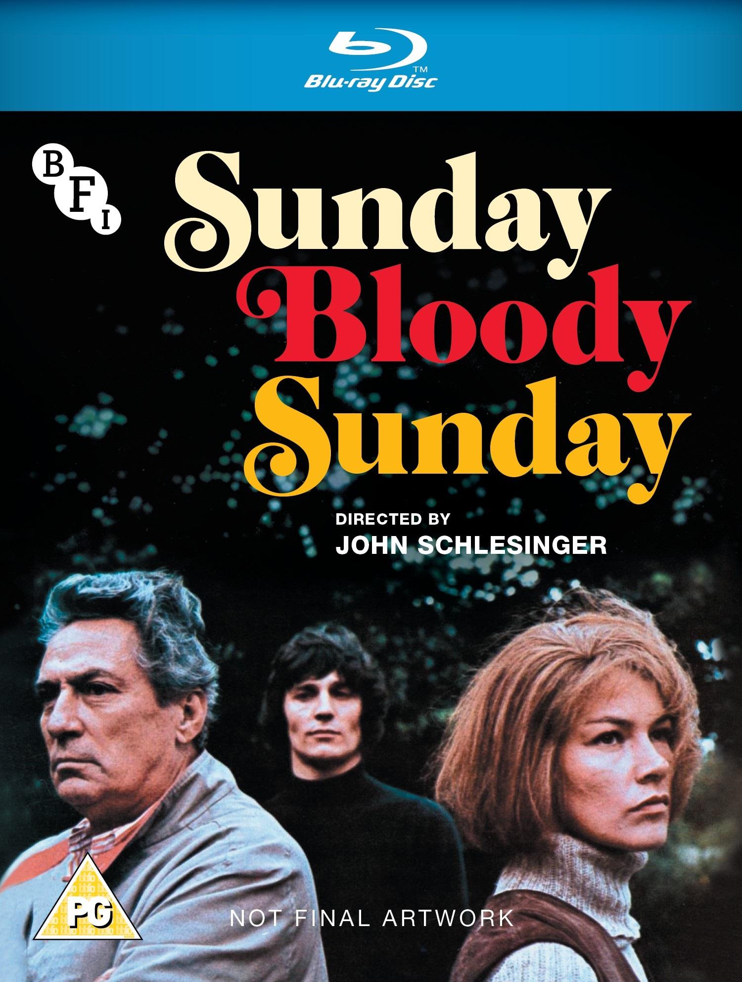 Buy PRE-ORDER Sunday Bloody Sunday (Blu-ray)