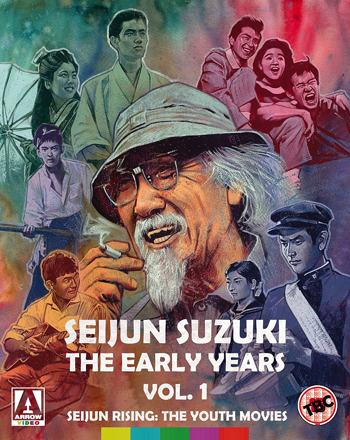 Buy Seijun Suzuki: The Early Years Vol 1 Seijun Rising