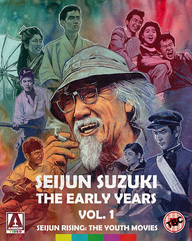 Buy Seijun Suzuki: The Early Years Vol 1 Seijun Rising