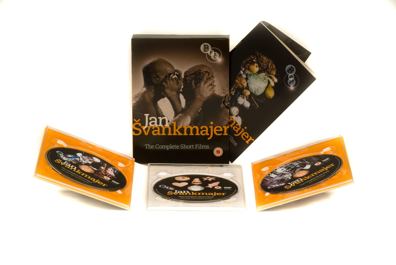 Buy Jan Svankmajer: The Complete Short Films (2-DVD set)