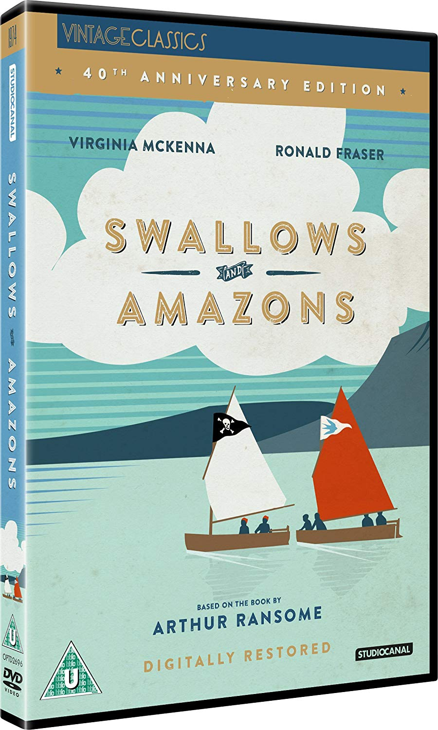 Buy Swallows and Amazons