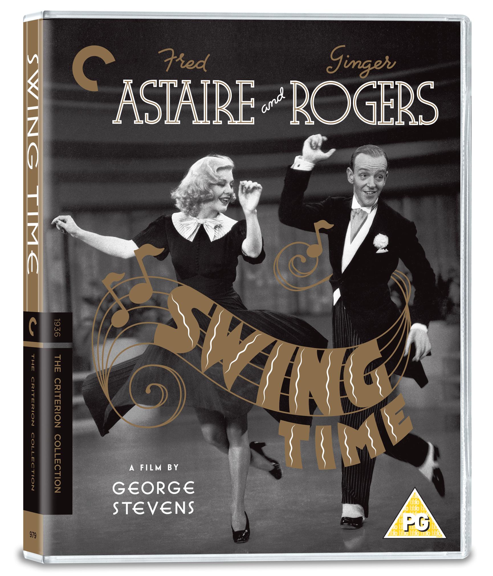 Buy Swing Time (Blu-ray)