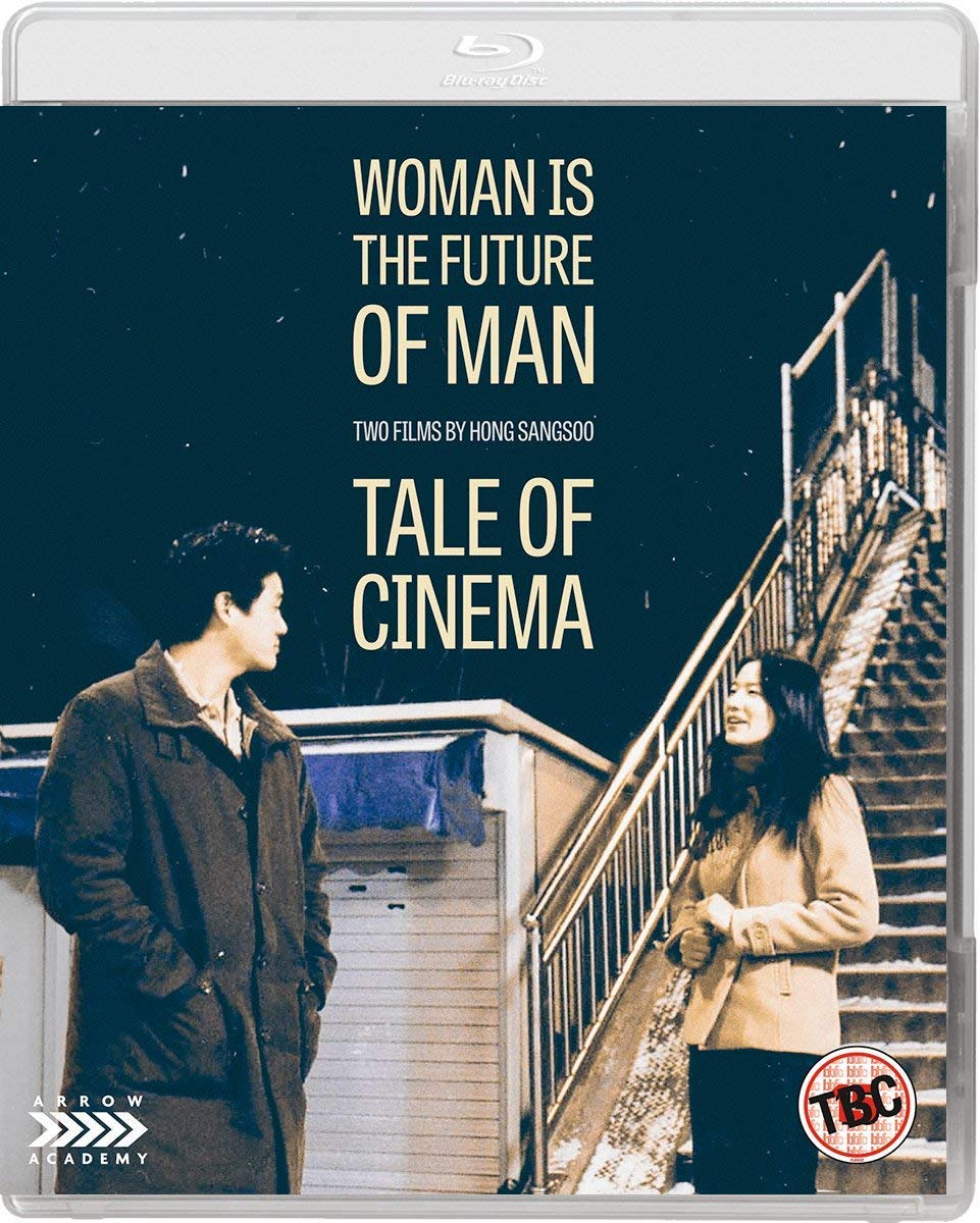 Buy Woman is the Future of Man & Tale of Cinema: Two Films by Hong Sang-soo (Blu-ray)