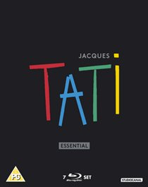 Buy Jacques Tati Collection (Blu-ray Box Set)
