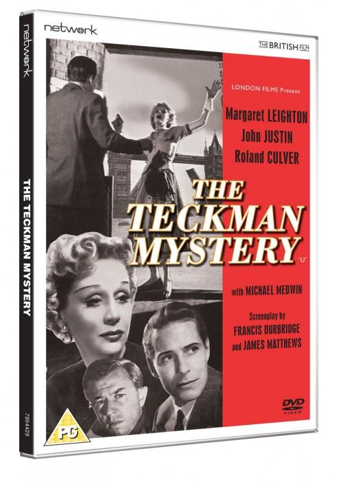 Buy The Teckman Mystery