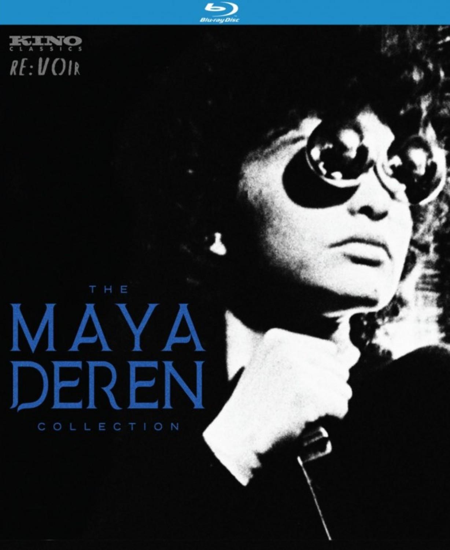 Buy The Maya Deren Collection (Blu-Ray)