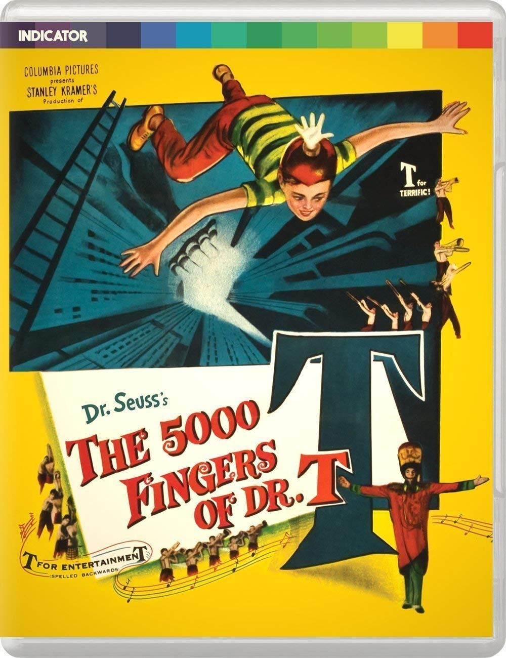 Buy The 5000 Fingers of Dr. T (Dual Format Edition)