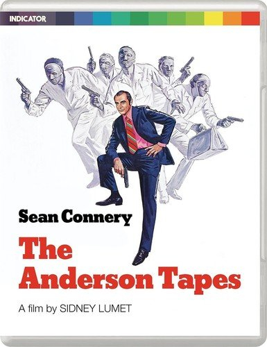 Buy The Anderson Tapes (Blu-ray)