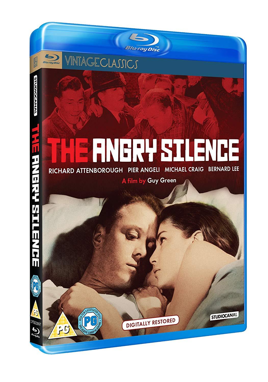 Buy The Angry Silence (Blu-ray)