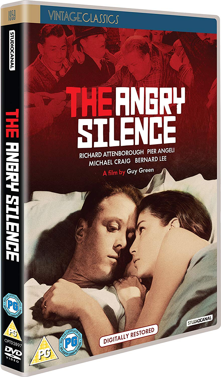 Buy The Angry Silence