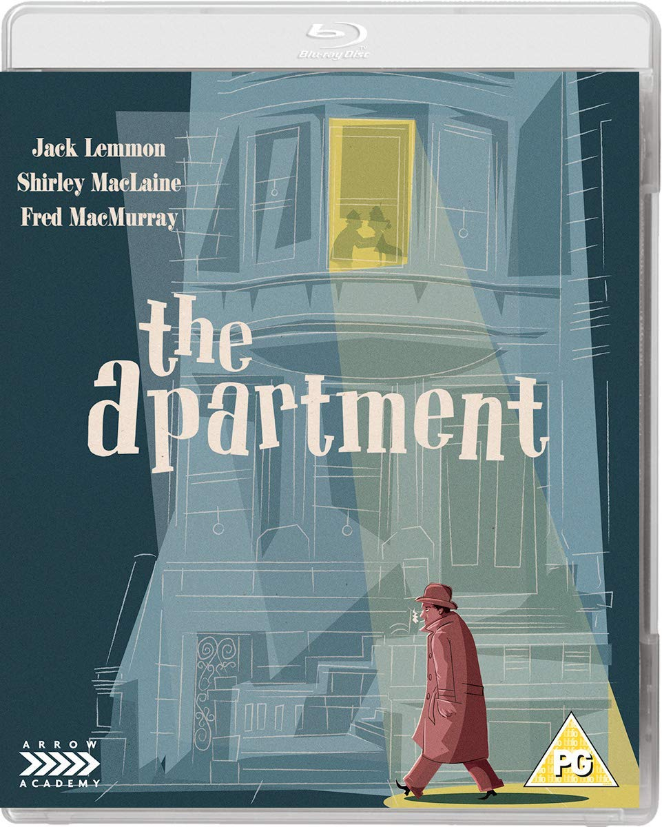 Buy The Apartment (Blu-ray)