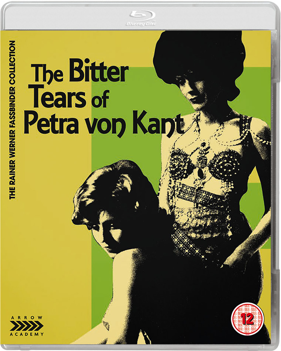 Buy The Bitter Tears of Petra von Kant (Blu-ray)
