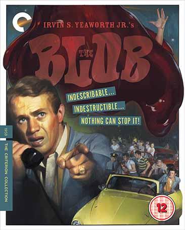 Buy The Blob (Blu-ray)