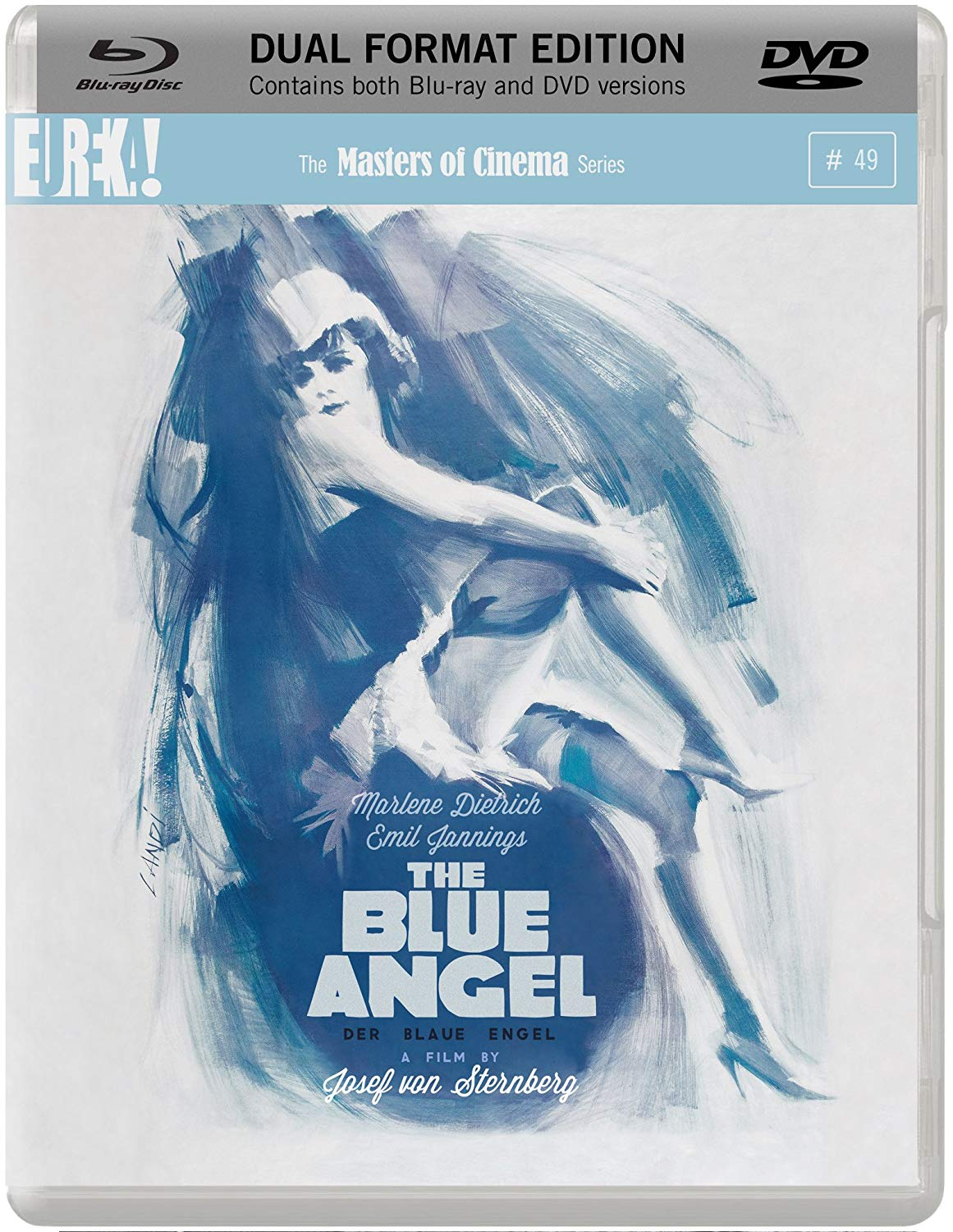 Buy The Blue Angel (Dual Format Edition)