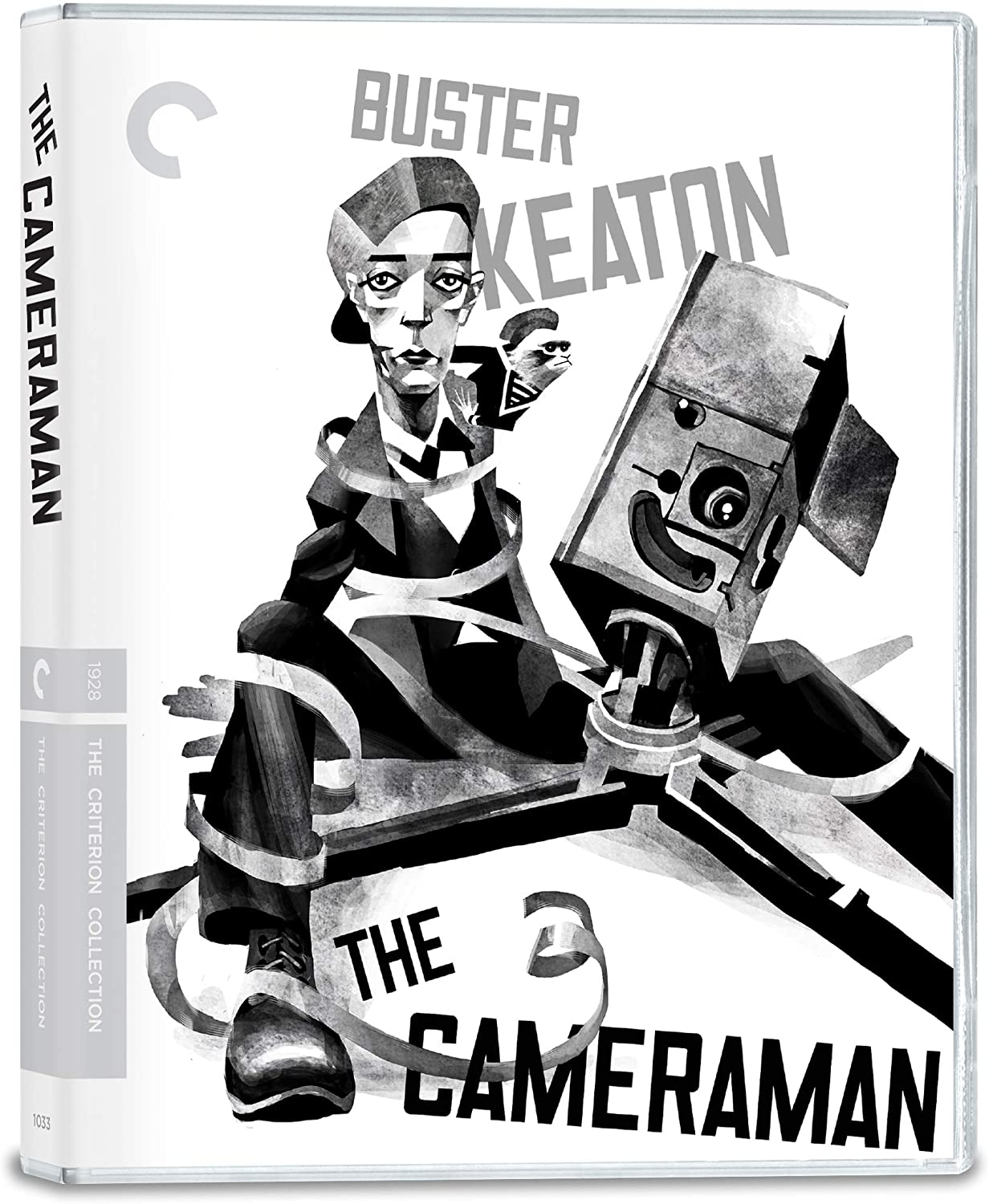 Buy PRE-ORDER The Cameraman (Blu-ray)
